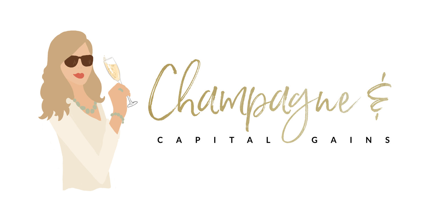 Champagne & Capital Gains