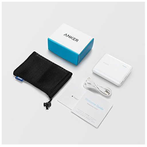 Anker portable charger for travel sold on Amazon