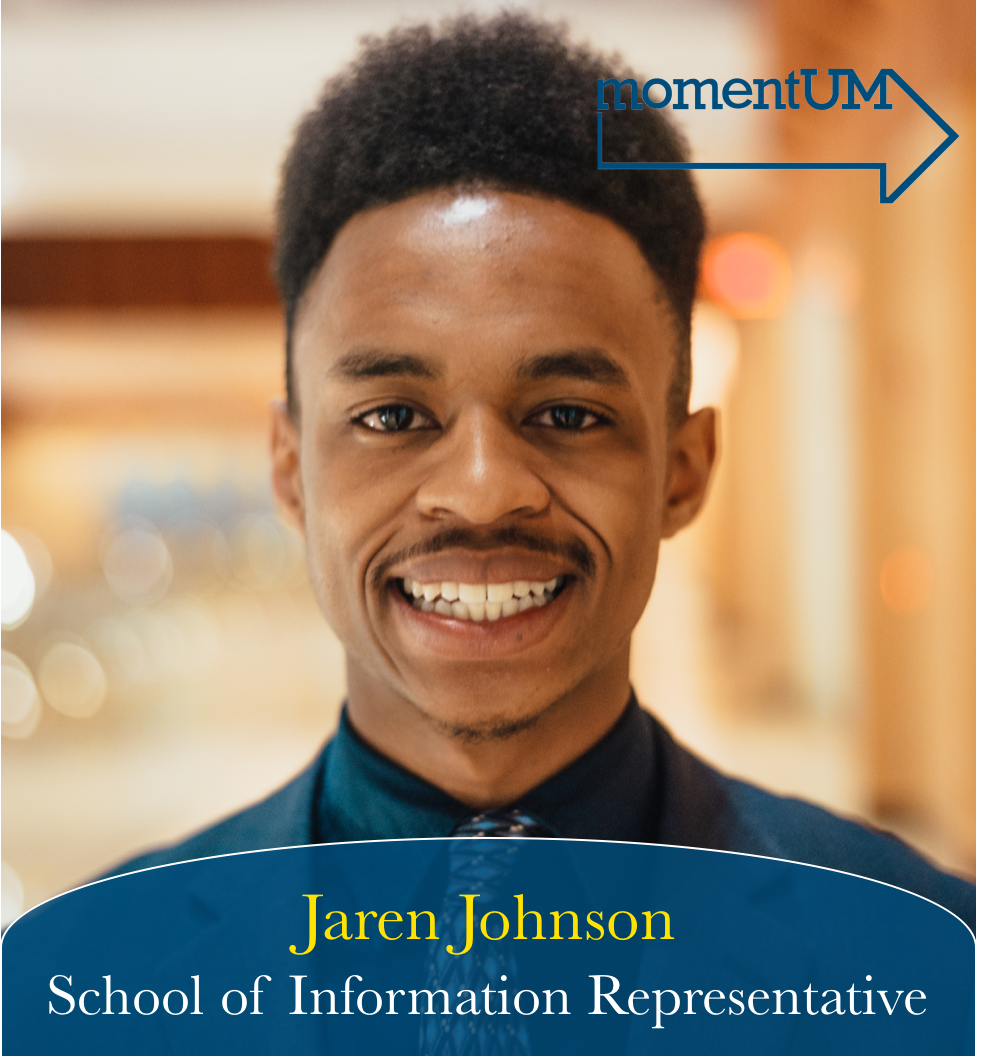 Jaren is a current Junior in the School of Information and is renowned for having the coolest hair on campus. When he's not picking out his high top, Jaren spends time thinking about innovative ways to use his field of study to address core problems on campus such as the lack of diversity amongst students and faculty, access to affordable housing options on and near campus, and of course, that horrendously designed bus app!  As a transfer student, Jaren is enthusiastic for the opportunity to bring a fresh and invigorating perspective to CSG!