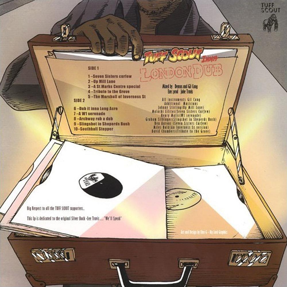 Tuff Scout - Inna London Dub LP