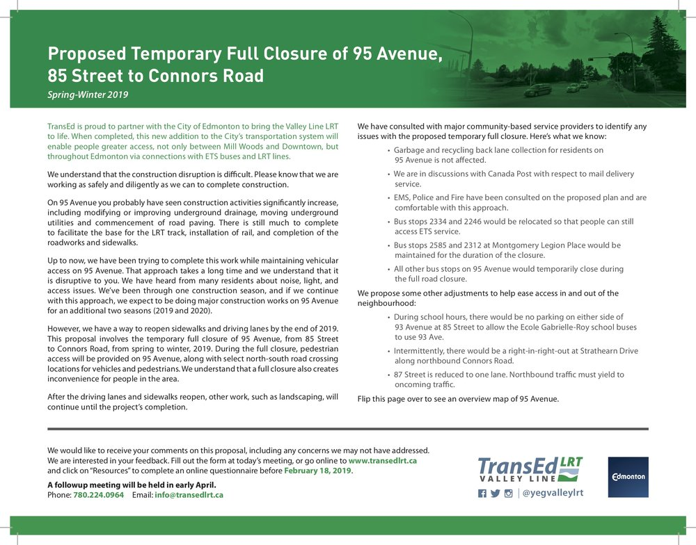 Info about the Closure