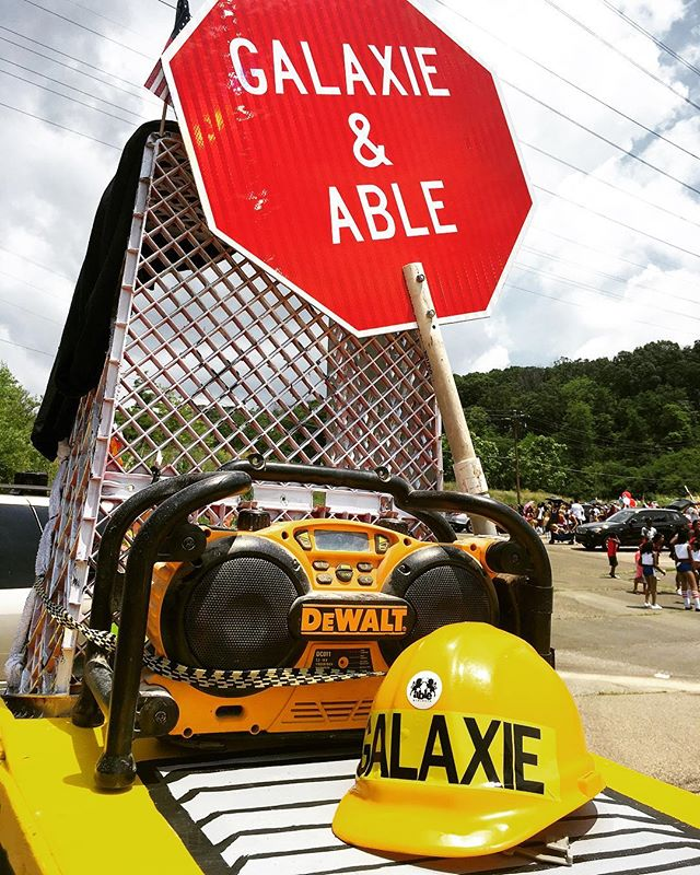 ROAD CREW will be at BLINK Thursday night, Parade begins at 7pm, from Findlay down to Washington Park, don't miss us🚦🚨🚧