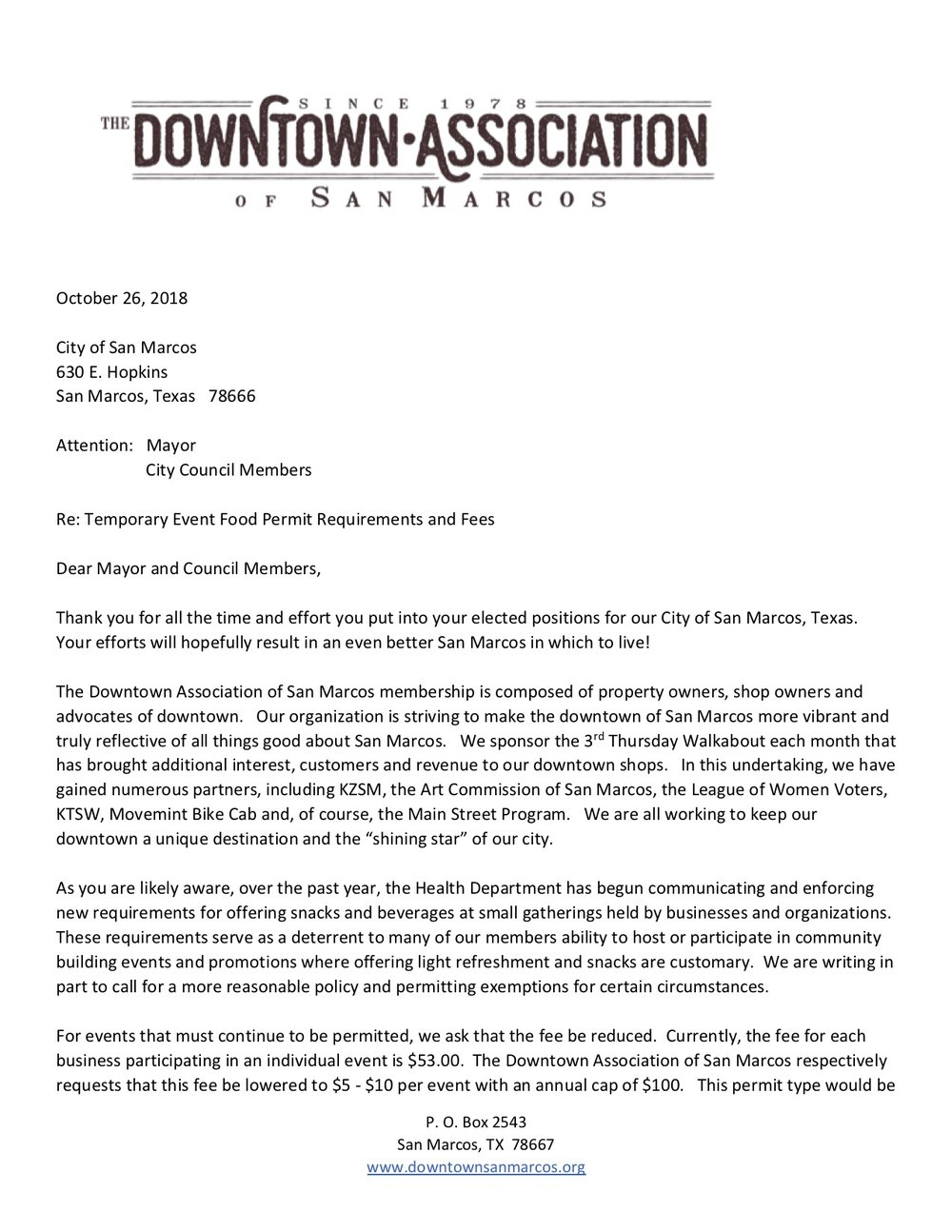 20181026-DTA Health Code Letter PG 1.jpg