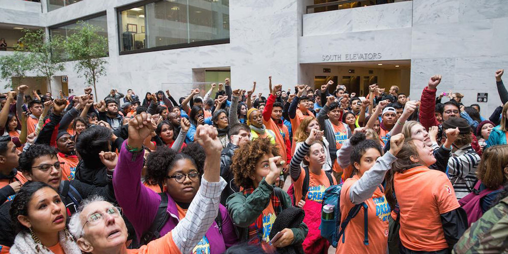 - ACTIVISTS+ ENTREPRENEURS OF COLOR have radical solutions