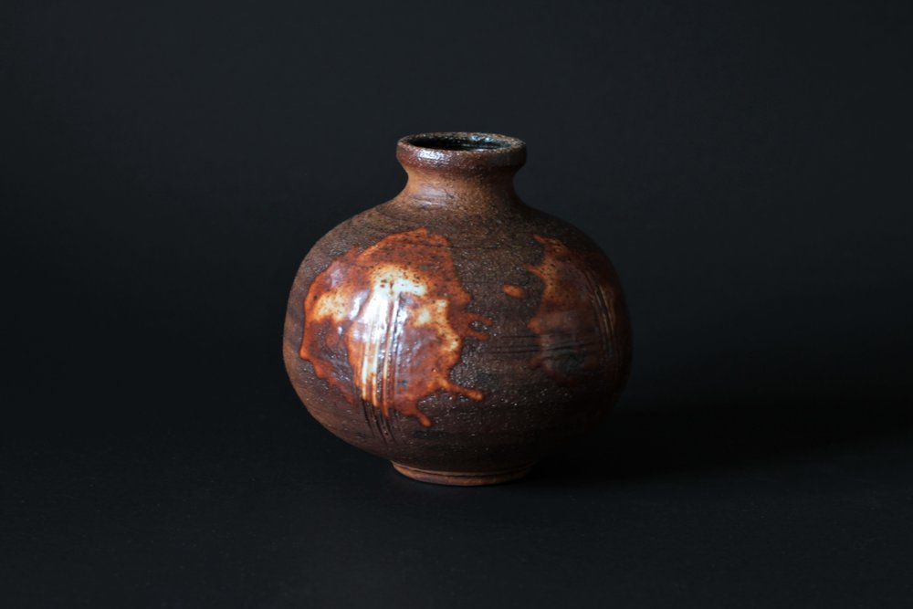 woodfired weed pot