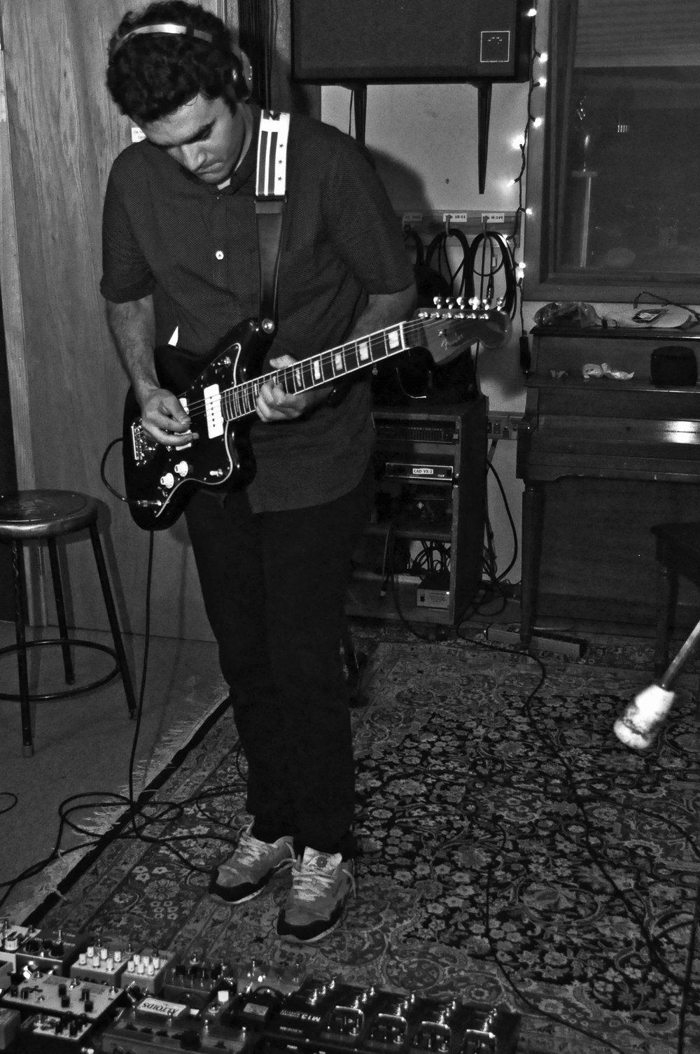 ANDREW MINA - Guitar