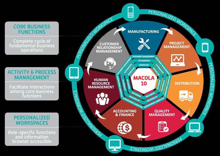 Macola Graphic Wheel -