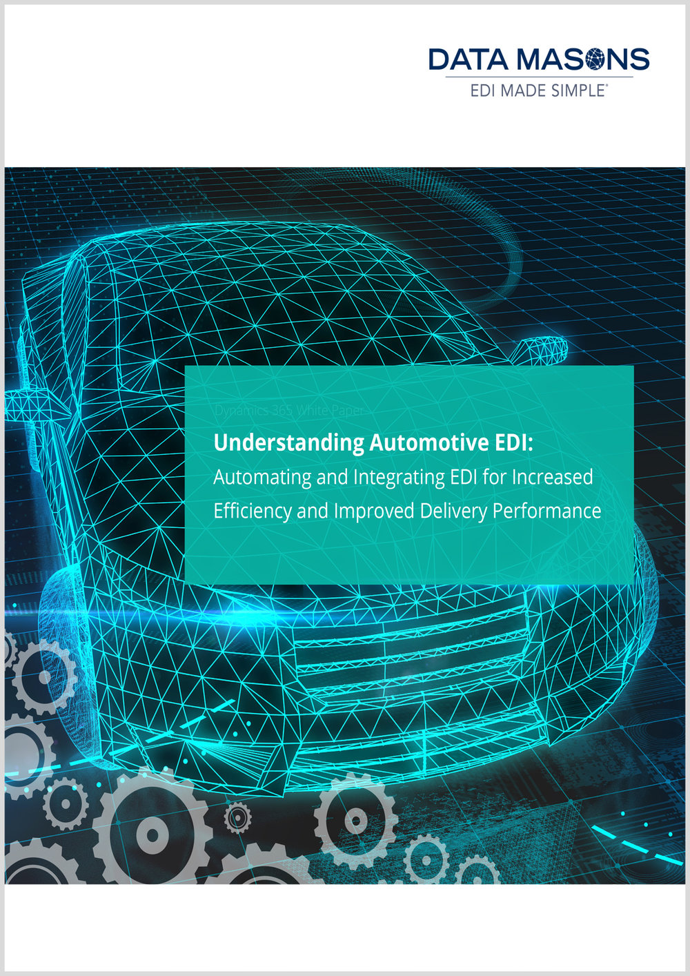 DATA MASON'S AUTOMOTIVE EDI -