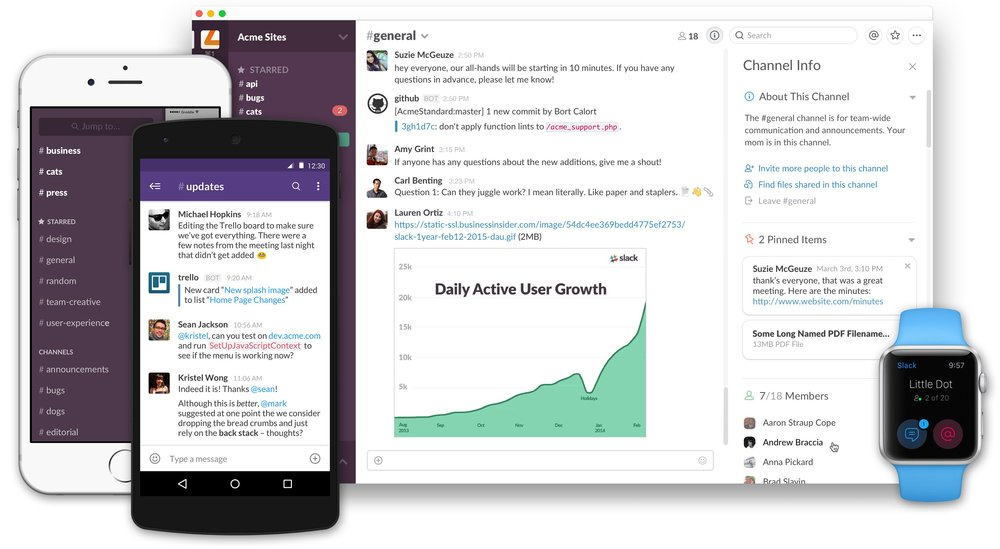 Slack  is free for small teams and is quick to set up and test.  Want more tips? Sign up for our monthly newsletter and get access to other articles on how your business can leverage Slack and other technologies.