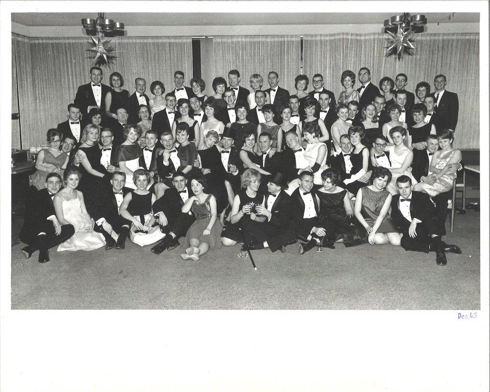 1963 Winter Formal