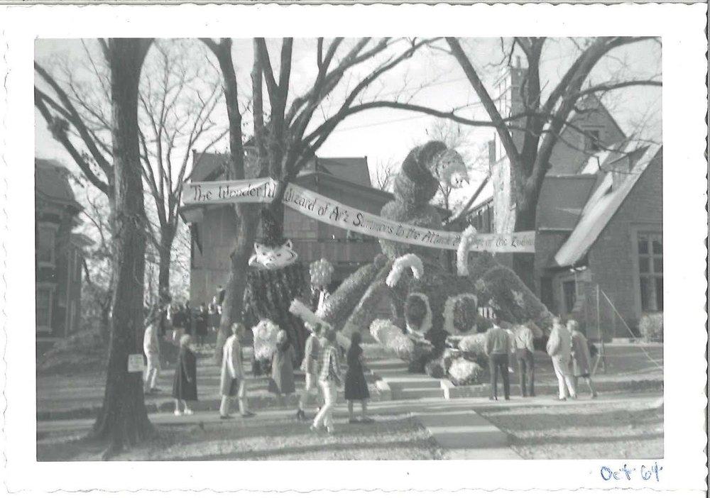 1964 Homecoming