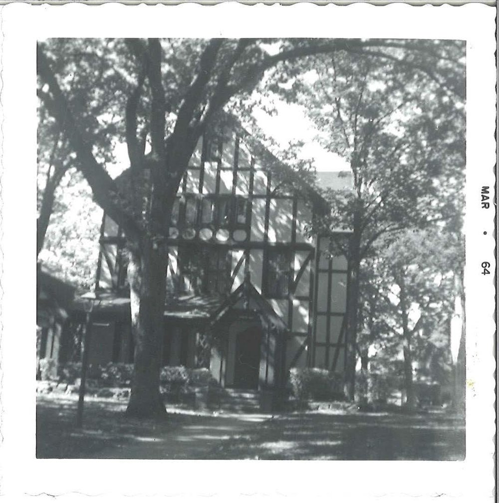 1964 Old Front House