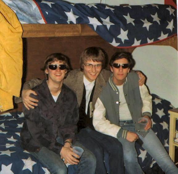 1974 Greasy Rock Party