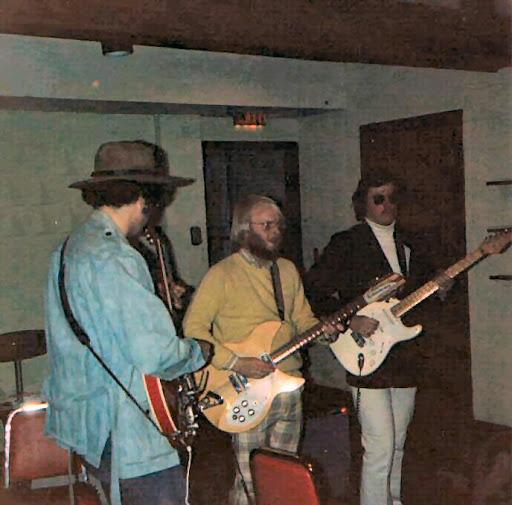 1975 Greasy Rock Band