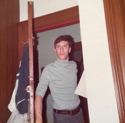 1976, Eddie Munnik