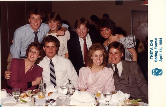1984 Spring Formal