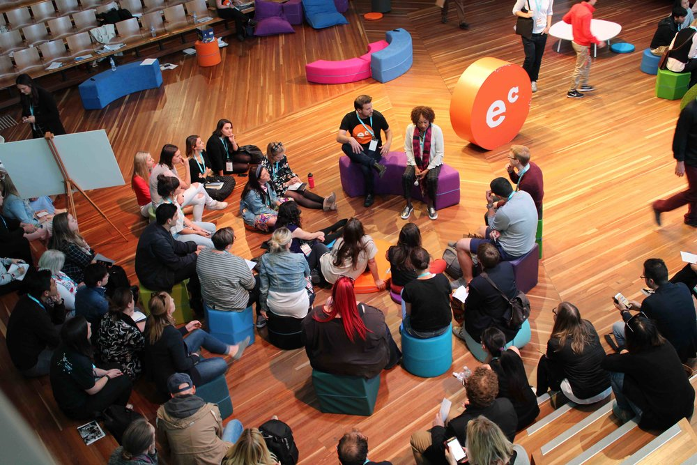 The Educhange Podcast - OngoingAt Education Changemakers we work to support and unleash teacher led innovation. The Education Podcast is just one more way we are working to bless teachers. As one of the most downloaded podcasts in education in the world, we think it is worth a listen!