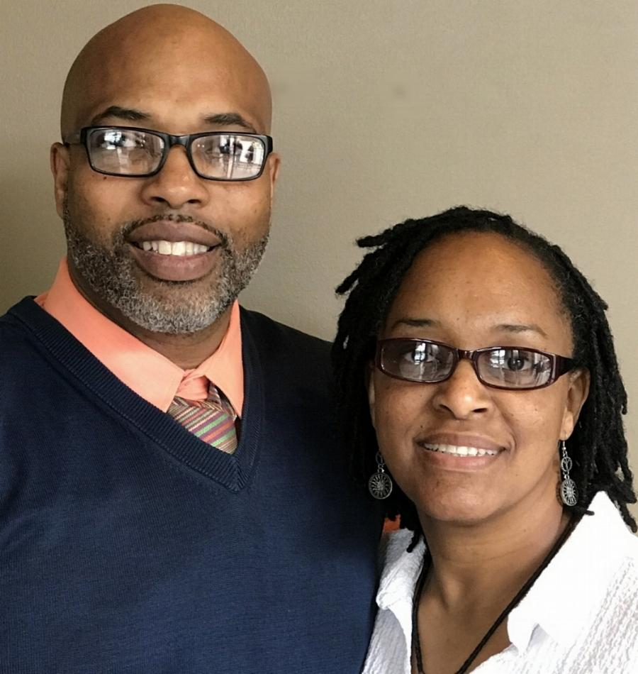 Pastors Darryl & Rosalind Brooks