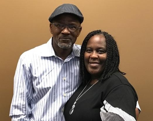 Reggie & Cynthia Kennard