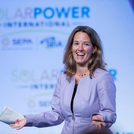 Julia Hamm - President & CEOSmart Electric Power Alliance>Plenary