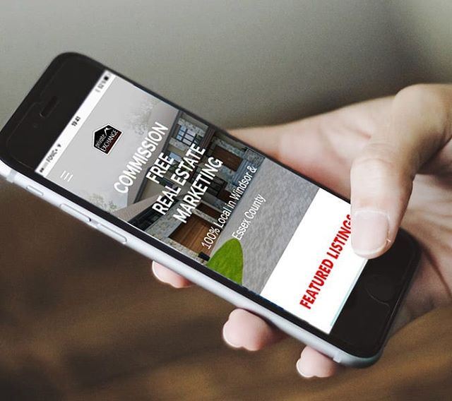 Good news Windsor & Essex County... Our new site is up and now mobile friendly!  Let us know what you think.  #realestate #yqg #Windsor #essexcounty #fsbo #zerocommission #commissionfree