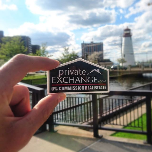 You can find Private Exchange all around Windsor and Essex County!  We are 100%Local and 0% Commission. . #yqg #Windsor #essexcounty #tecumseh #LaSalle #realestate #fsbo #zerocommission