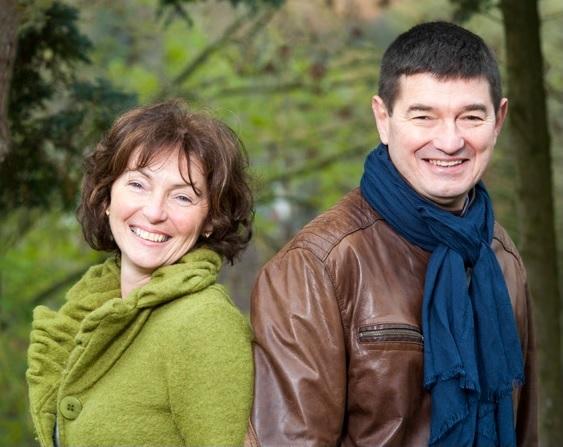 Barbara Dufour et Walter Feltrin