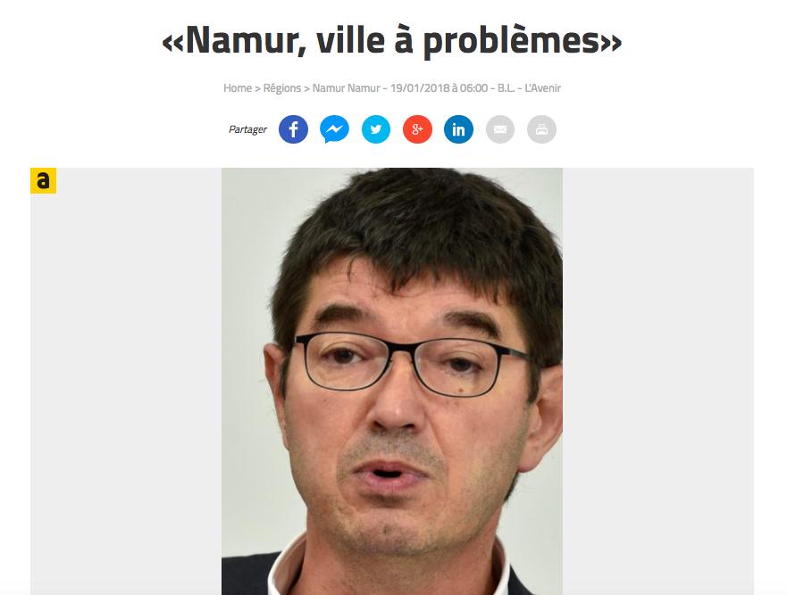 Vers l'Avenir, 19.01.2018