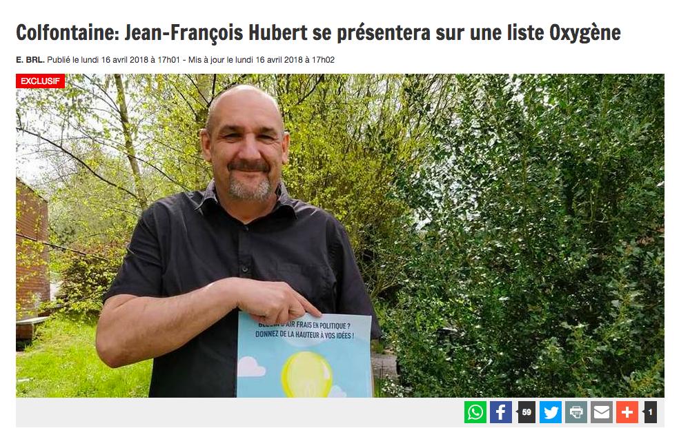 DH / Les Sports, 16.04.2018