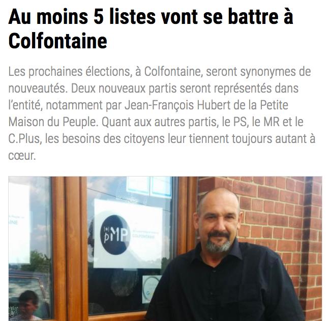 Sud Presse, 18.04.2018