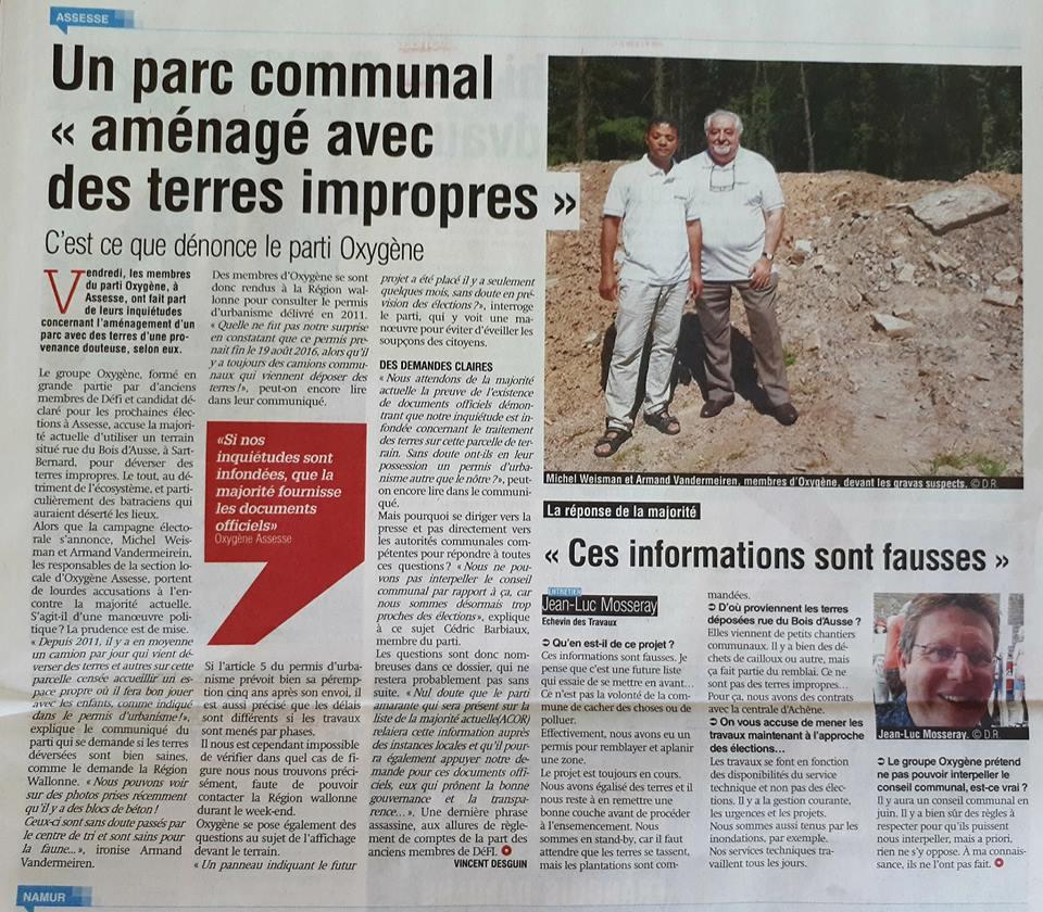 Sud Presse, 28.05.2018