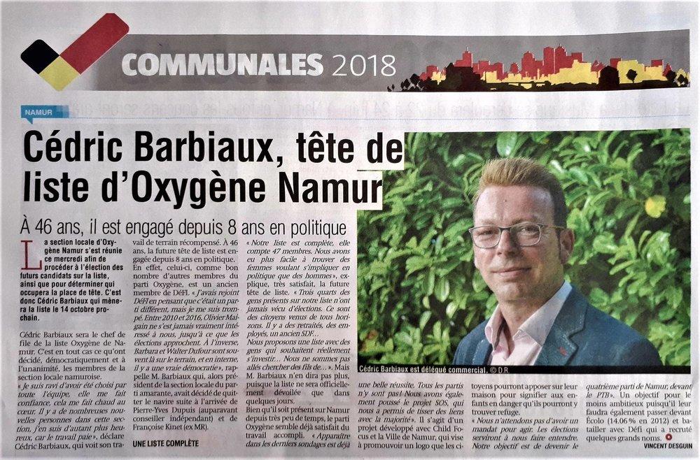 Sud Presse - 31.05.2018