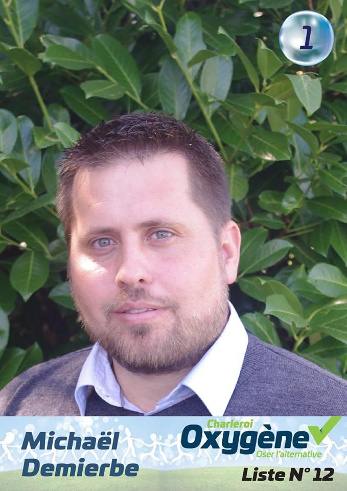 Michaël Demierbe
