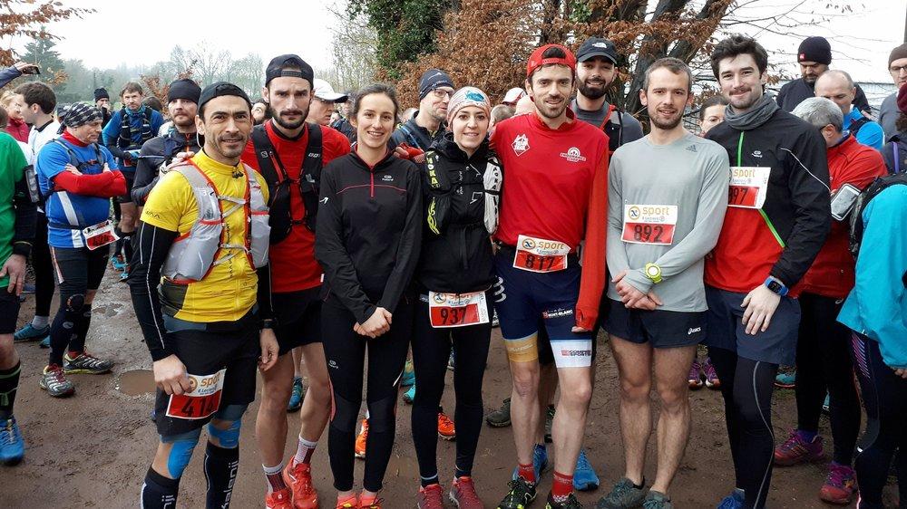 Trail des Marcassins 2018