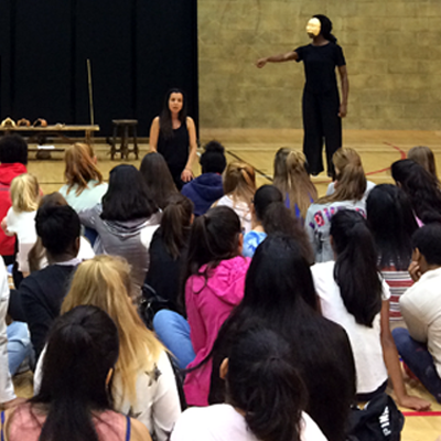 Yarico at St Albans High School for Girls