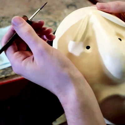 OUR MASK MAKING PROCESS