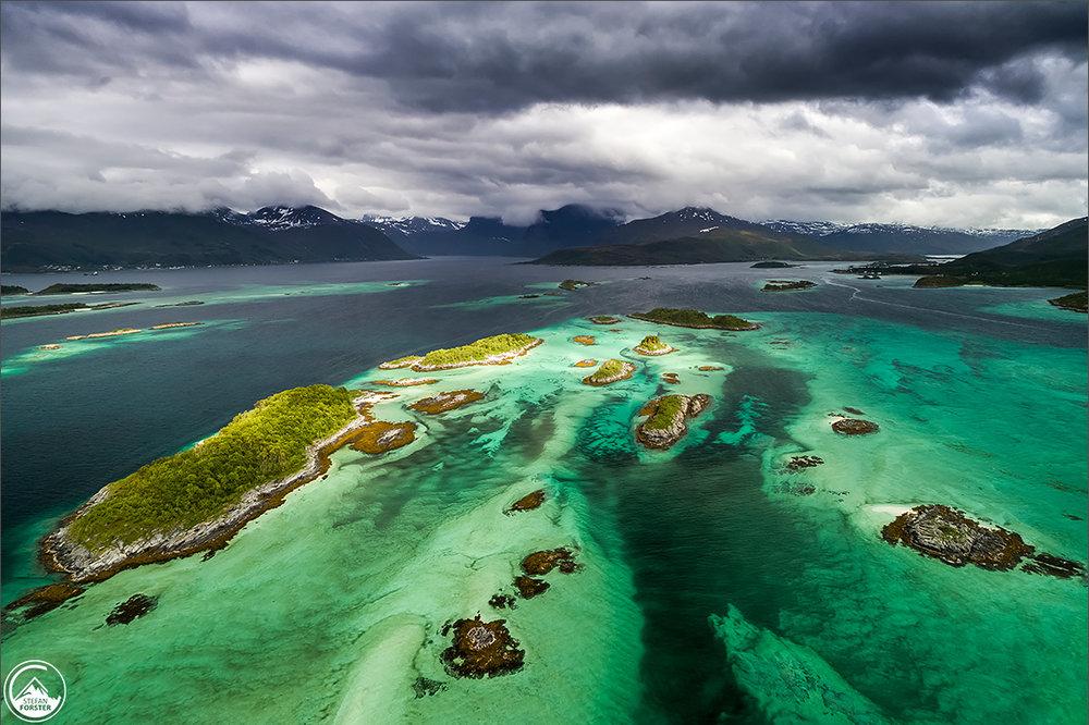 Juni 17 - Senja Norwegen