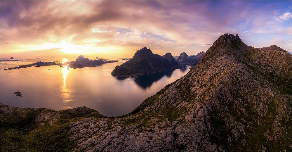 Juli 17 - Norwegen
