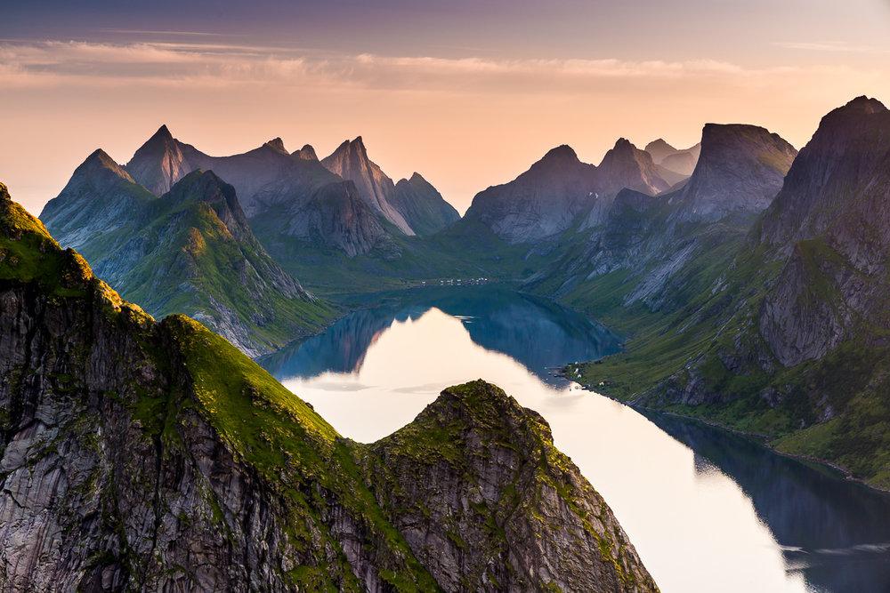 ....  Norwegen  ..  Norway  ....
