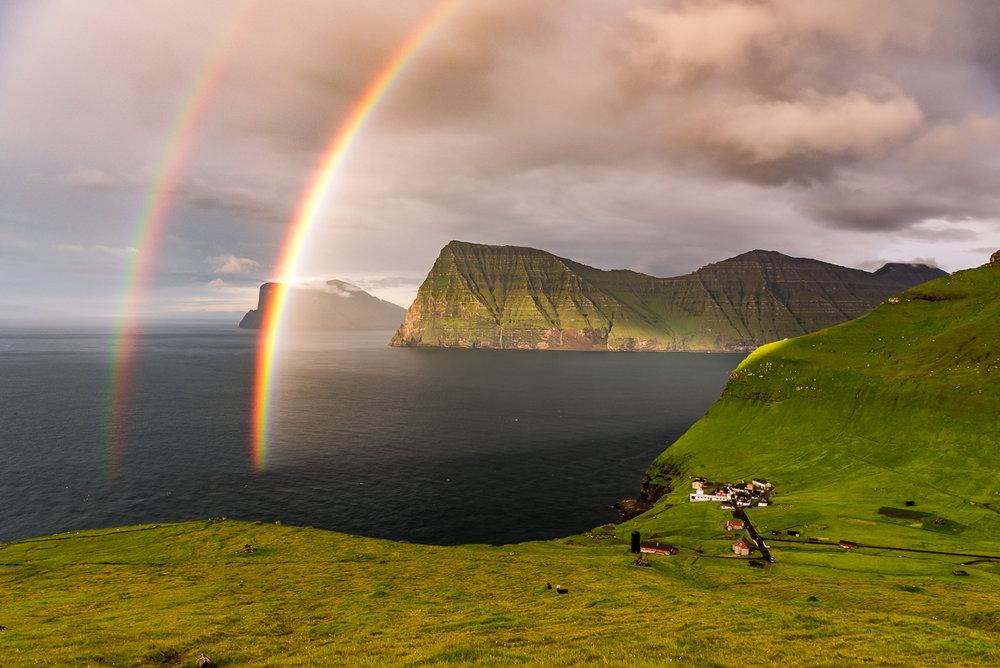 ....  Färöer Inseln  ..  Faeroe Islands  ....