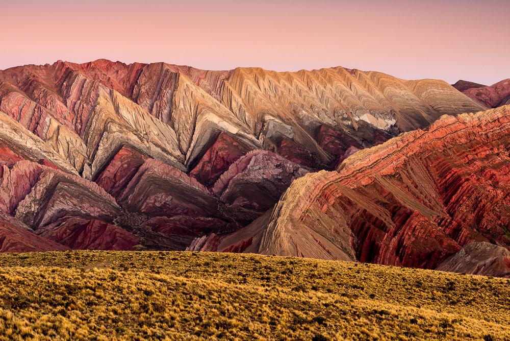 ....  Argentinien (Norden)  ..  Argentina (North)  ....