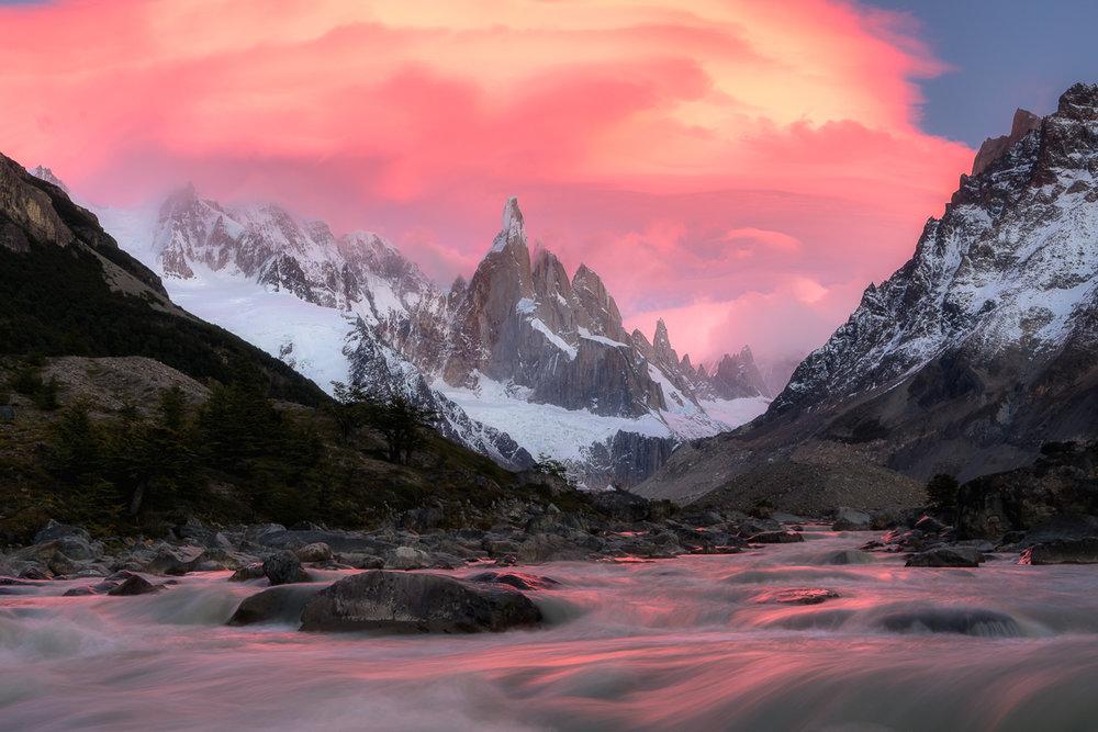 ....  Argentinien (Patagonien)  ..  Argentina (Patagonia)  ....