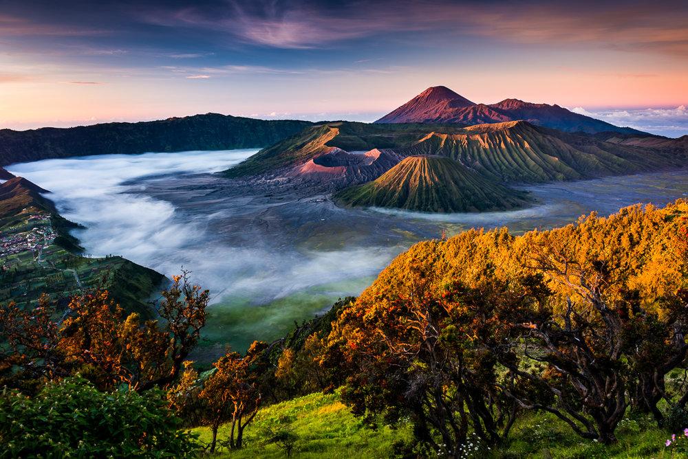 ....  Indonesien  ..  Indonesia  ....