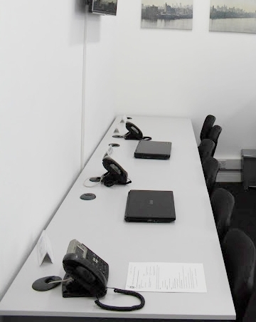Hot Desks are ready to go - These can be rented by the hour, 1/2 day, full day, even by the week (more permanent clients will be given a bigger desk if they require it and the starting price is from £200.00pcm)