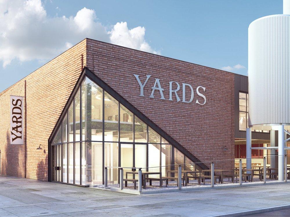 Sono/Yards Redevelopment