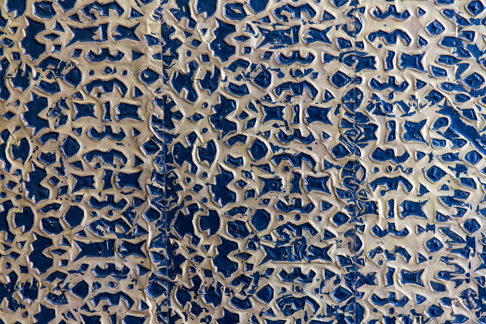 The Lazama Synagogue in Marrakech has amazing details and intricate patterns that are perfect for photography