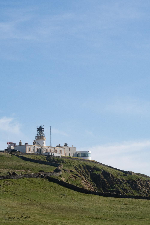 Sumburgh Head Lighthouse