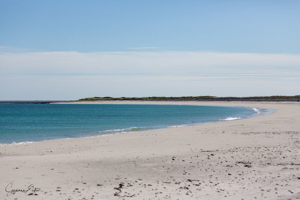 Whitemill Bay on Sanday