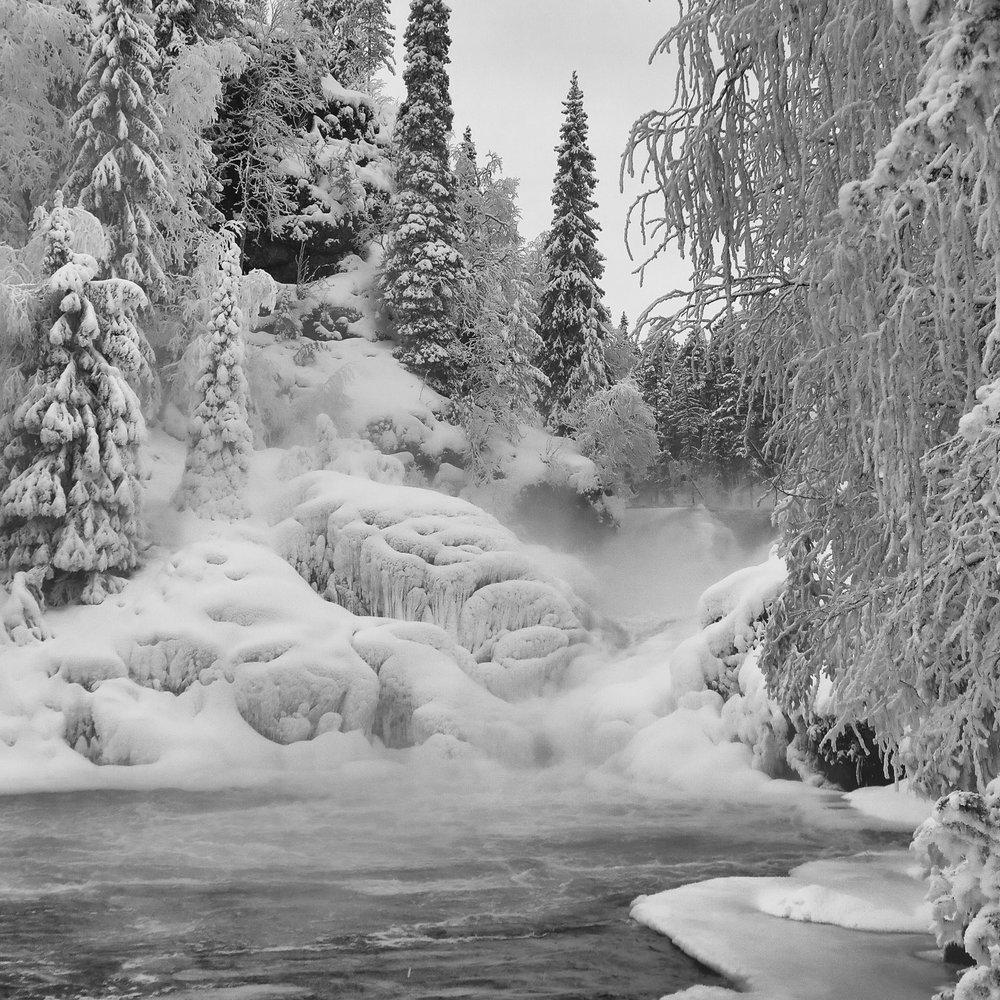 Jyrava Waterfall