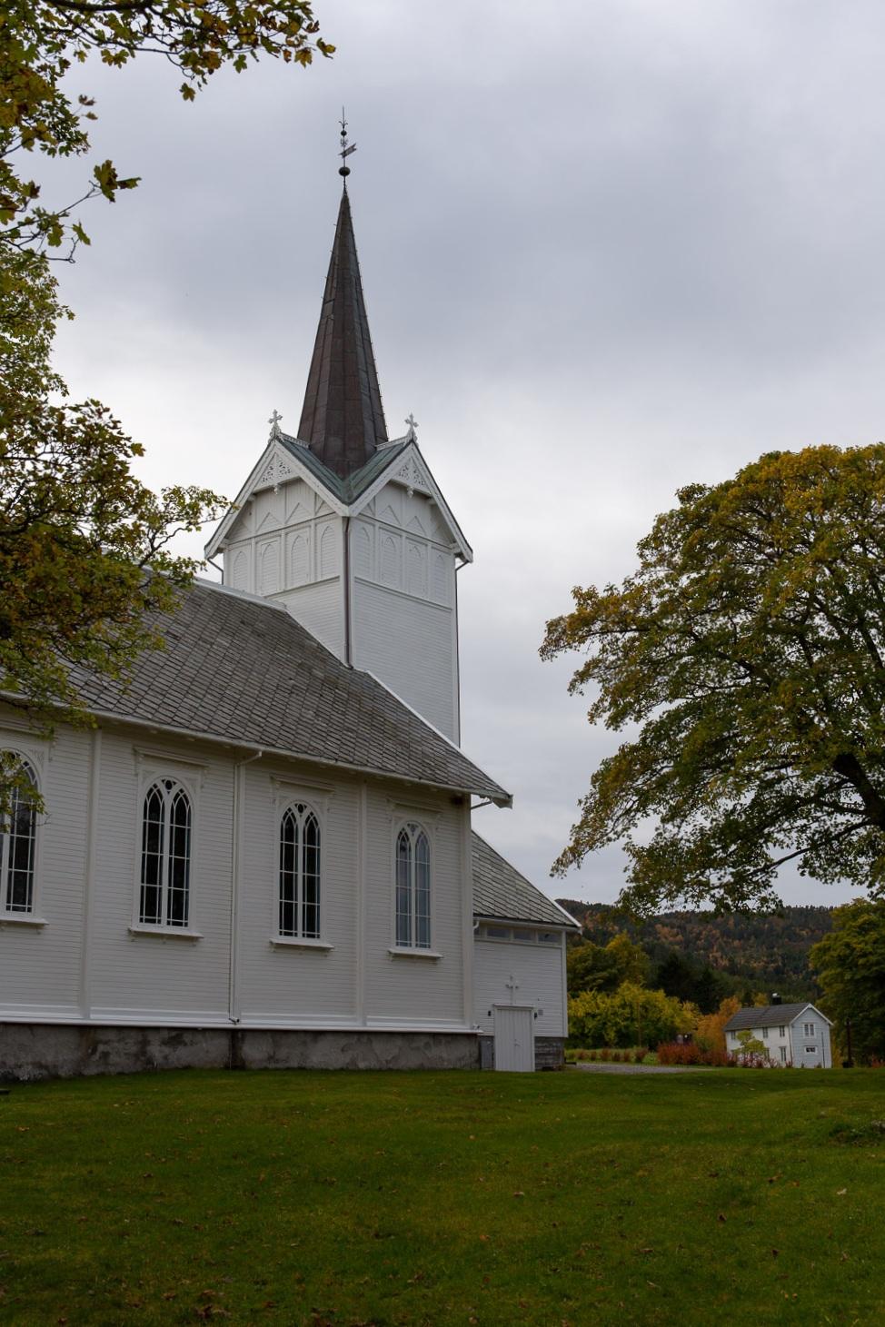 Kvernes Parish Church